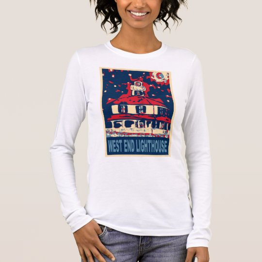 New Orleans Lighthouse Long Sleeve T-Shirt