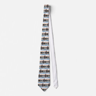 New Orleans Lighthouse Neck Tie