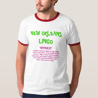 NEW ORLEANS LINGO T SHIRT