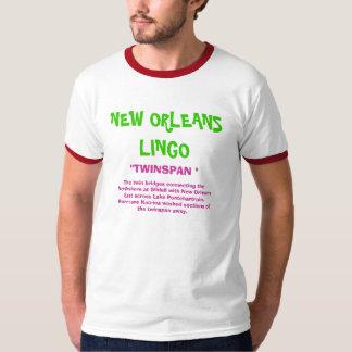 NEW ORLEANS LINGO TEE SHIRT