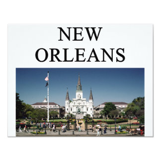 NEW ORLEANS louisiana Card