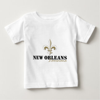 New Orleans Louisiana gold Shirts