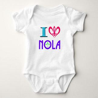 NEW ORLEANS LOUISIANA GRAPHIC BABY BODYSUIT