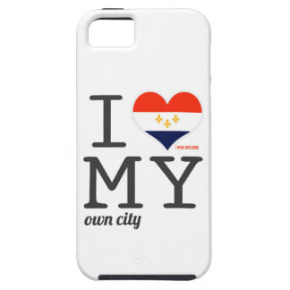 New Orleans Louisiana I love my own city iPhone 5 Cover