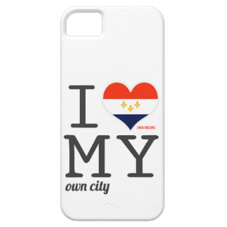 New Orleans Louisiana I love my own city iPhone 5 Case