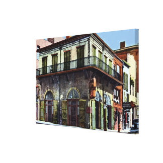 New Orleans Louisiana Old Absinthe House 1940 Canvas Prints