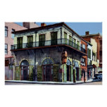 New Orleans Louisiana Old Absinthe House 1940 Poster