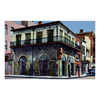 New Orleans Louisiana Old Absinthe House 1940 Posters