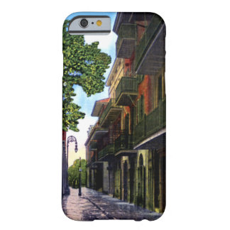 New Orleans Louisiana Pirates Alley iPhone 6 Case