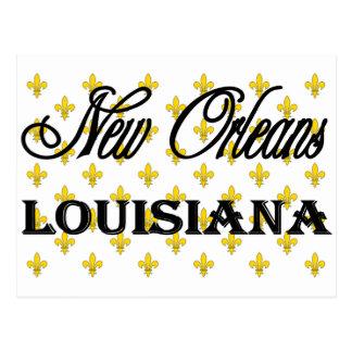 New Orleans, Louisiana Post Card