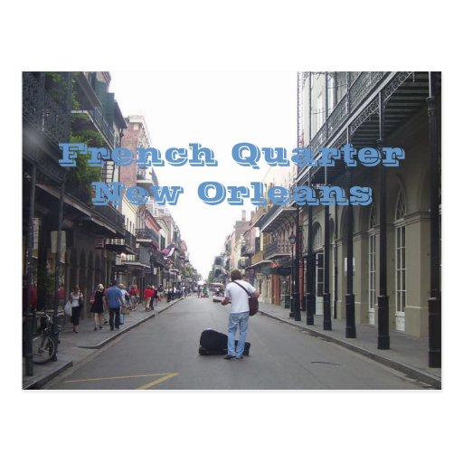 New Orleans, Louisiana Post Cards