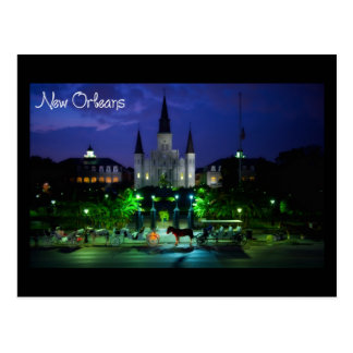 New Orleans Louisiana Postcard