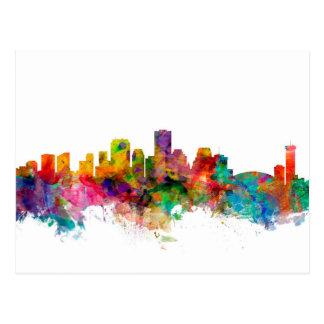 New Orleans Louisiana Skyline Postcard