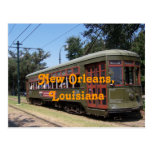 New Orleans,Louisiana Streetcar Post Cards