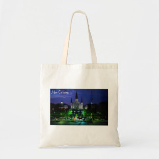 New Orleans Louisiana Tote Bag