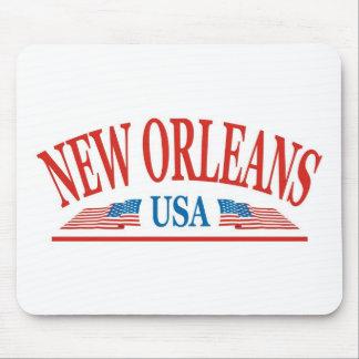 New Orleans Louisiana USA Mouse Pad