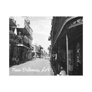 New Orleans Louisianna on Canvas