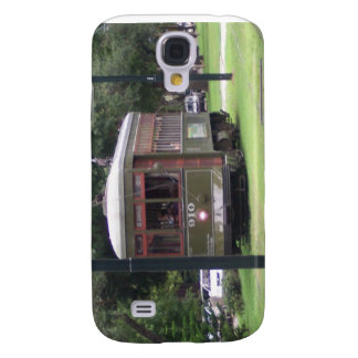New Orleans Luckey Dogs Cart Galaxy S4 Case