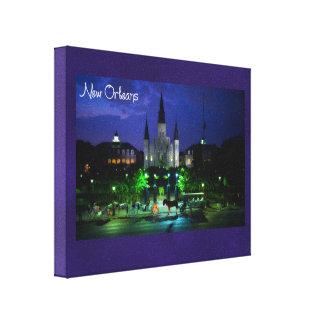 New Orleans Luisiana Impresiones En Lona