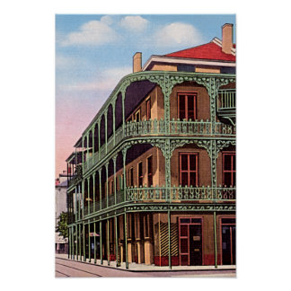 New Orleans Luisiana Póster