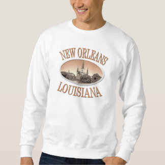 New Orleans Luisiana Suéter