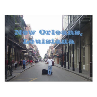 New Orleans Luisiana Postal