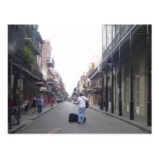 New Orleans Luisiana Tarjeta Postal