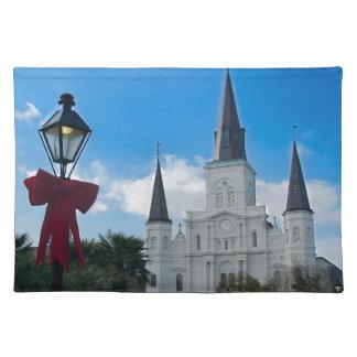 New Orleans Manteles