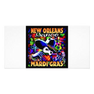 New Orleans Mardi Gras #010 Card