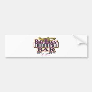 New Orleans Mardi Gras Bumper Sticker