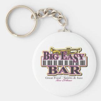 New Orleans Mardi Gras Keychain