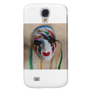 New Orleans Mardi Gras Mask Galaxy S4 Cover