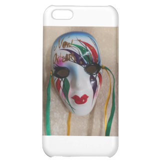 New Orleans Mardi Gras Mask Case For iPhone 5C