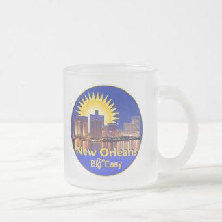 NEW ORLEANS COFFEE MUGS