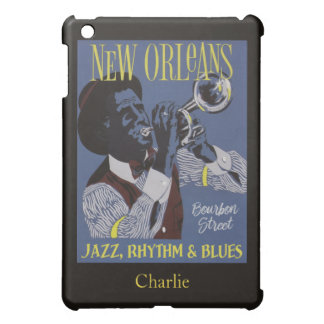 New Orleans Music custom name device cases Case For The iPad Mini