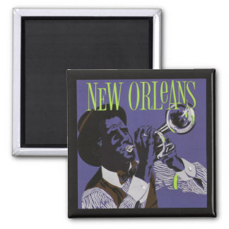 New Orleans Music magnet
