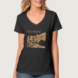 New Orleans Neighborhoods Map, NOLA_HOODS T-Shirt