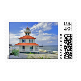New Orleans New Basin Canal Lighthouse Postage
