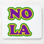 New Orleans NOLA Alfombrilla De Ratones
