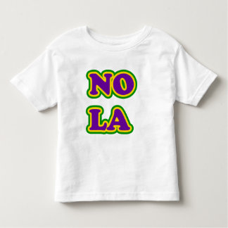 New Orleans NOLA Toddler T-shirt