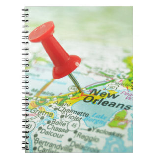 New Orleans Note Book