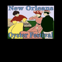 New Orleans Oyster Festival t-shirts