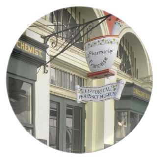 New Orleans Phamacy Museum Plate