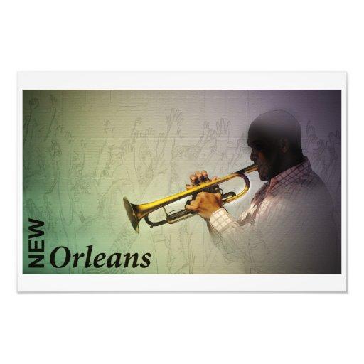 New Orleans Photomanipulation Art Photo