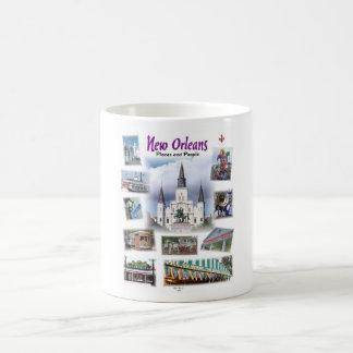 New Orleans-Places&People Mug