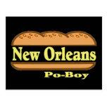 New Orleans Po Boy Postcard at Zazzle