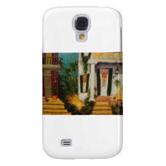 New Orleans Porches Samsung Galaxy S4 Case