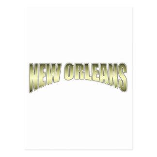New Orleans Postcard
