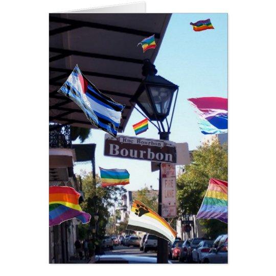 New Orleans Pride Card