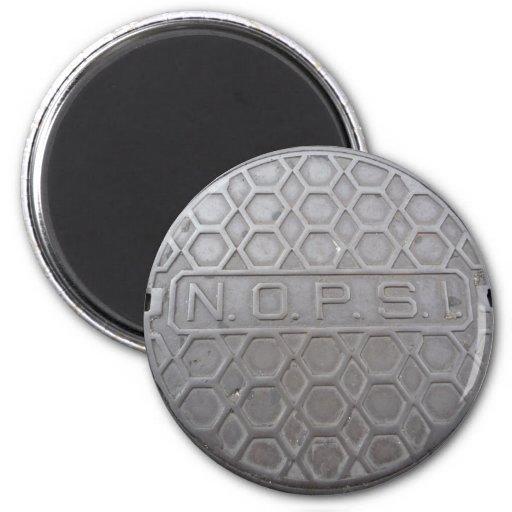 New Orleans Public Service Inc. (NOPSI) Magnet